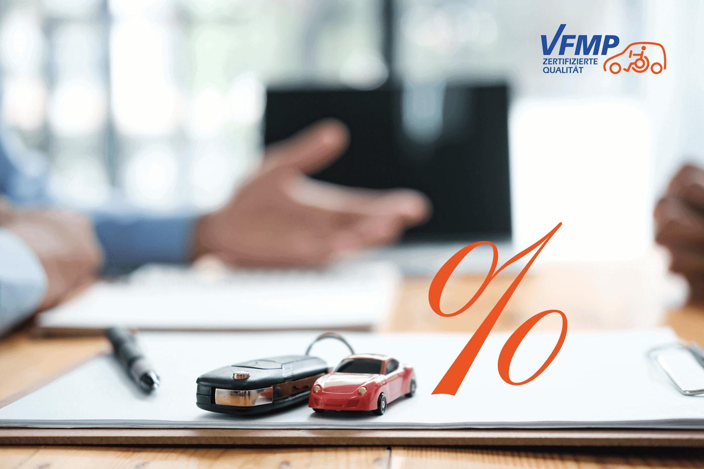 VfmP Rabatte beim Autokauf